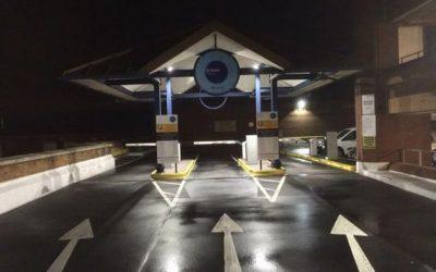 st ann's shopping centre car park