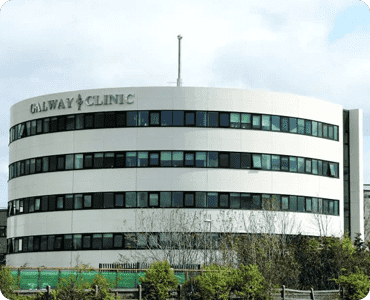 galway clinic healthcare lighting